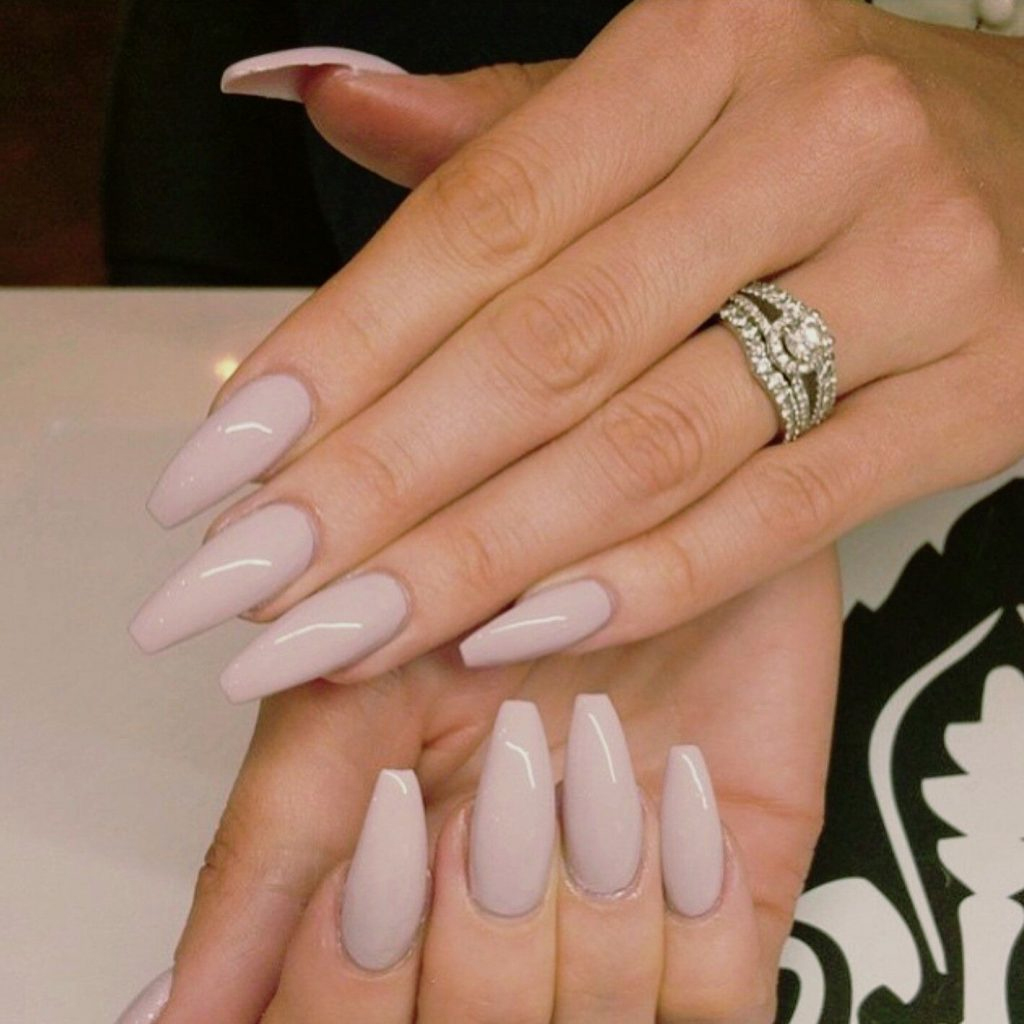 Top Gel Nail Polish Colors for Wedding